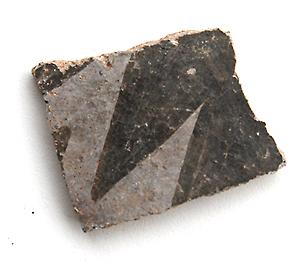 ceramic shard
